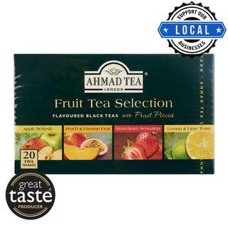 Ahmad TeaBag - Fruit Tea Selection Assorted