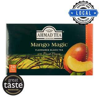Ahmad TeaBag - Mango Magic
