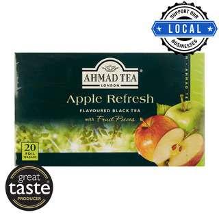 Ahmad TeaBag - Apple Refresh