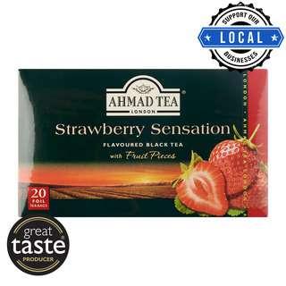 Ahmad TeaBag - Strawberry Sensation