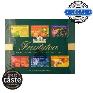 Ahmad TeaBag - Fruitytea Selection Assorted