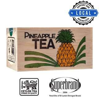 Mlesna Tea Wooden Box - Pineapple