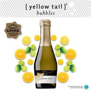 Yellow Tail Mini Bubbles - Sparkling Wine