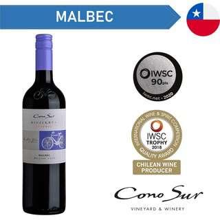 Cono Sur Bicicleta Reserva Malbec - Red Wine