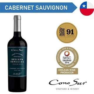 Cono Sur Reserva Especial Cabernet Sauvignon - Red Wine