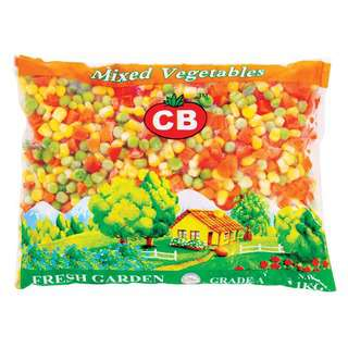 CB Mixed Vegetables (Grade A)