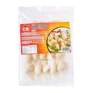 CB Fish Dumpling 20pcs