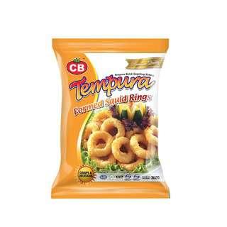 CB Tempura Formed Squid Rings