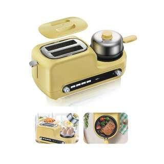 Bear 5 in 1 Toaster DSL-A02Z1