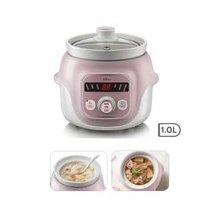 Bear Slow Cooker - Ceramic DDG-D10B1
