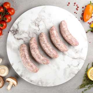 Ryan's Free-Range Pork Farmhouse Sausage (Frozen)