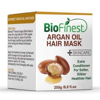 Biofinest Argan Oil Moisturizing Hair Mask (250g)