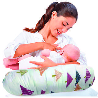 ToddlerFinest Nursing Pillow Breastfeeding Arm Pillow (F)