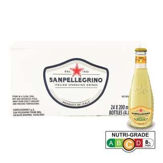 Sanpellegrino Limonata Gls Organic -By Culina