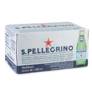 S. Pellegrino Sparkling M. W. Gls - By Culina