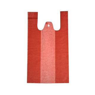 MTRADE Small Red Plastic Bag Value Pack