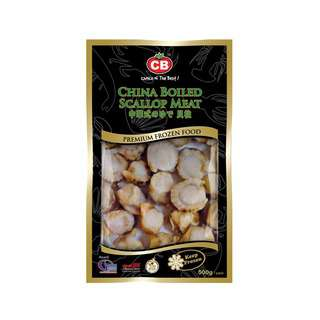CB 150/200 China Boiled Scallop Meat