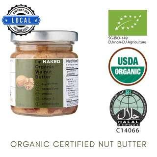 NAKED Organic Walnut Butter