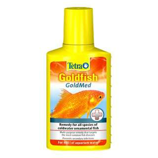 Tetra Goldfish GoldMed 100ml