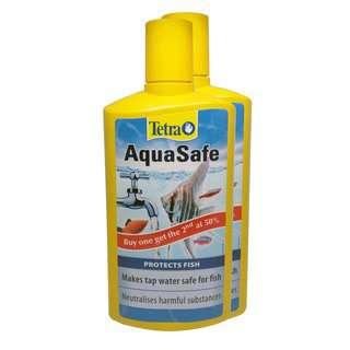 Tetra AquaSafe 500mlx2
