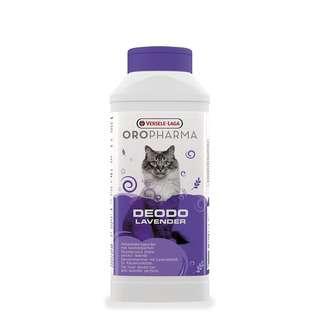 Versele Laga Oropharma Cat Litter Tray Deodorant Lavender 750g