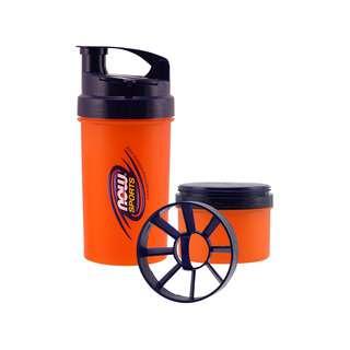 Now Foods 3-in-1 Sports Shaker Bottle