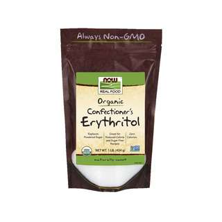Now Foods Confectioner's Erythritol Organic Powder