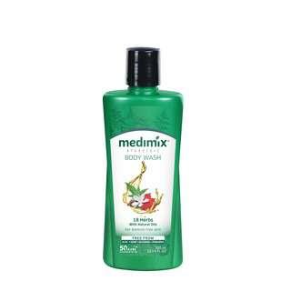Medimix Ayurvedic Body Wash 18Herbs With Natural Oils