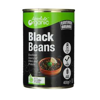 Absolute Organic Black Beans