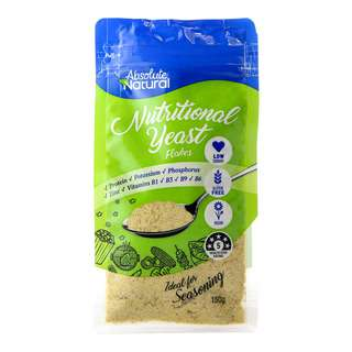 Absolute Organic Natural Nutritional Yeast