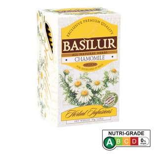 Basilur Caffeine-free Camomile Herbal Infusions