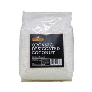 Merito Organic Desiccated Coconut