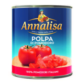 Annalisa Chopped Tomatoes