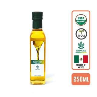 Dipasa Organic Virgin Sesame Oil - By Foodsterr