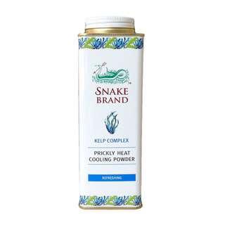 Snake Brand Prickly Heat Powder - Refreshing Kelp Complex