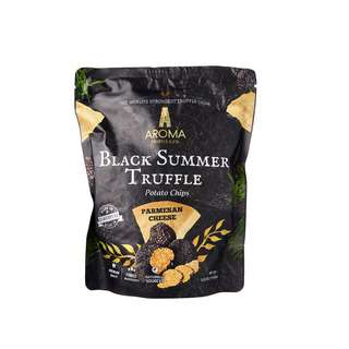 Aroma Black Summer Truffle Potato Chips - Parmesan Cheese