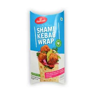 Haldiram's Shami Kebab Wrap - Frozen - By Sonnamera