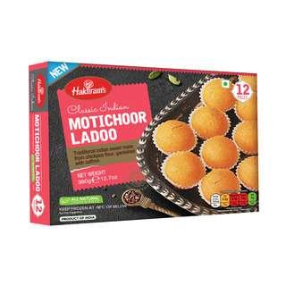 Haldiram's Motichoor Ladoo - Frozen - By Sonnamera