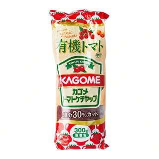 KIREI KAGOME KETCHUP ORGANIC TOMATOES KETCHUP