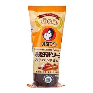 OTAFUKU OKONOMIYAKI SAUCE (AJIWAI YASASHI FRUITY TASTE)