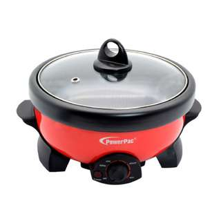 PowerPac 1.1L Multi Cooker Steamboat Hot Pot PPMC182