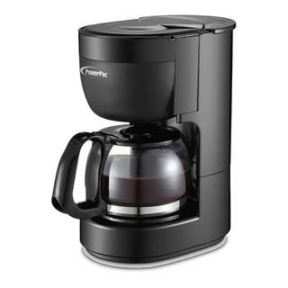 PowerPac 0,65L Coffee Maker & Washable Filter PPCM301