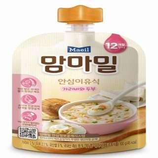 Maeil Mam'ma Meal Porridge - Scallop & Tofu