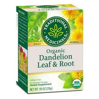 Traditional Medicinals Organic Dandelion Leaf & Root