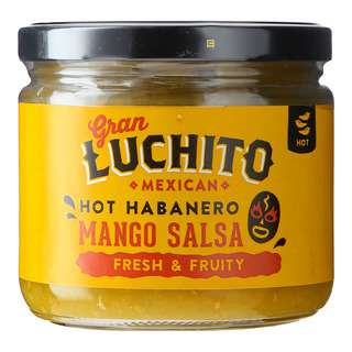 Gran Luchito Mango & Habanero Salsa