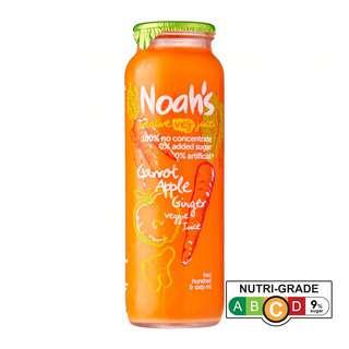 Noah's Carrot Apple Ginger Veggie Juice