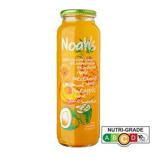 Noah's Apple Nactarine Coconut Water Pineapple Lime