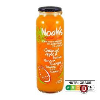 Noah's Orange Apple Guava Banana Pineapple PawPaw