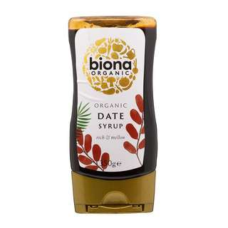 Biona Organic Date Syrup - Squeezy