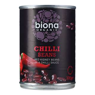 Biona Organic Red Kidney Chilli Beans